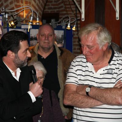 Michiel Schaap en Marten Wijbenga