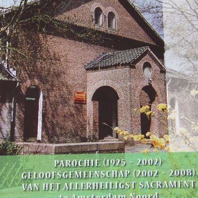 Parochie (1925-2002) Geloofsgemeenschap 2002-2008) €5.00