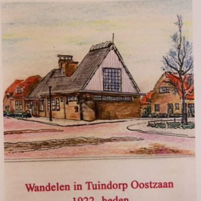 Wandelen in Tuindorp Oostzaan, €2.00