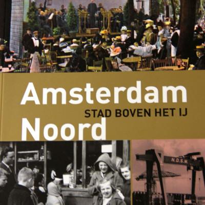 Amsterdam stad boven het IJ, €17.50