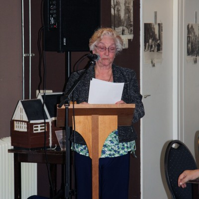 Afscheid van Corrie Fellinga als Voorzitter van de HATO