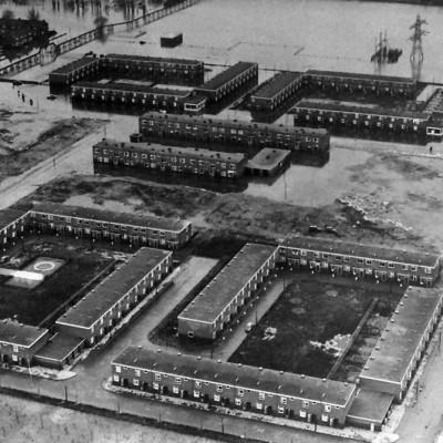 Twiskehuis moest nog gebouwd worden