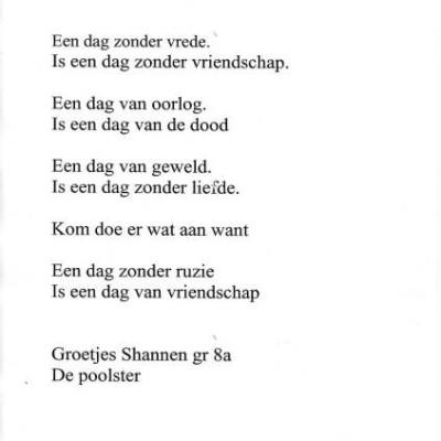 Winnend gedicht