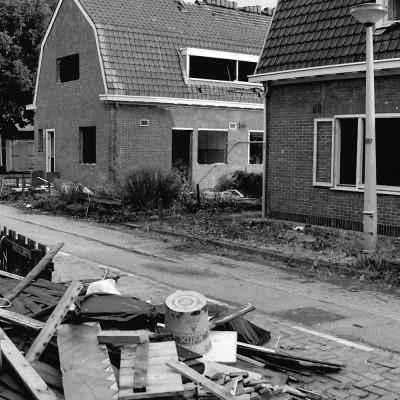 Hoek Polluxplein - Rigelstraat