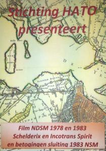 Schelderix en Incorans Spirit en betoging sluiting 1983 NDSM