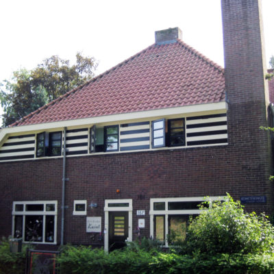 Dokterswoning(1924-1925) Kometensingel 187