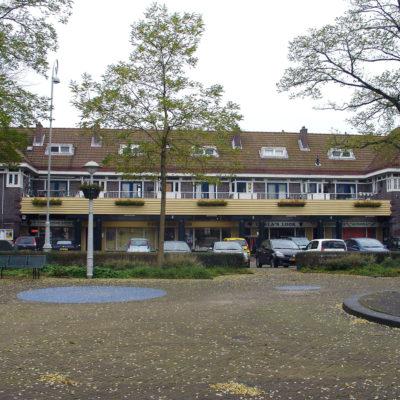 Zonneplein 17-27 (1922-1924)