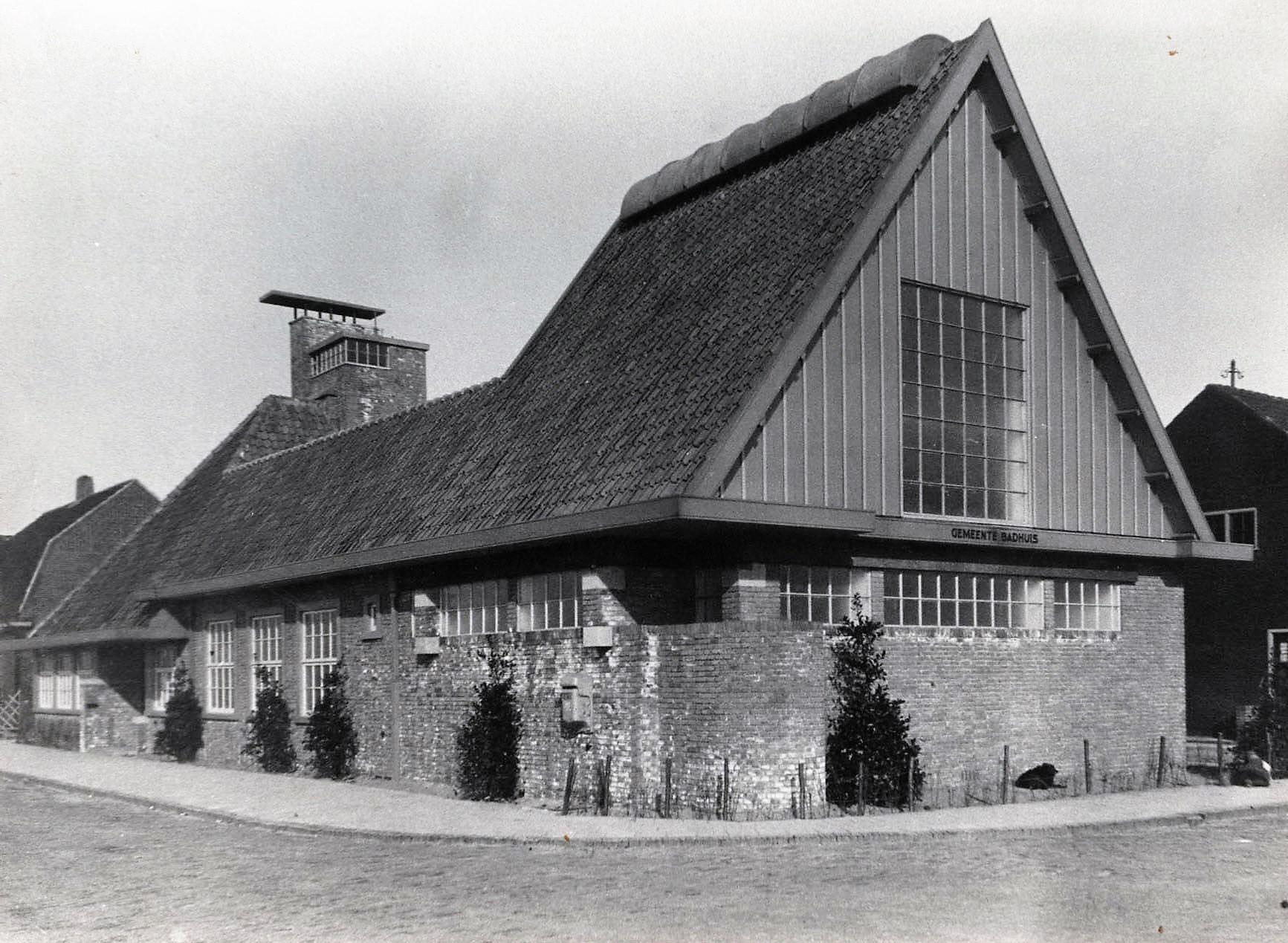 Badhuis
