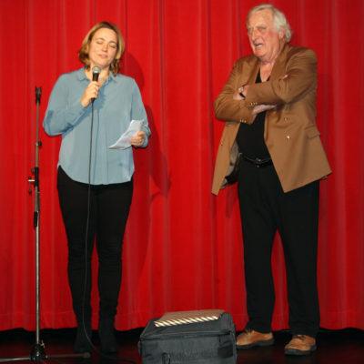 Erna Berends en Martin Wijbenga