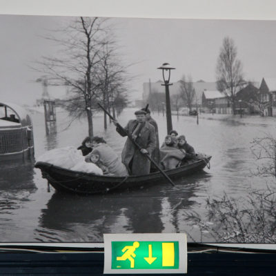 Tentoonstelling watersnood 60 jaar geleden