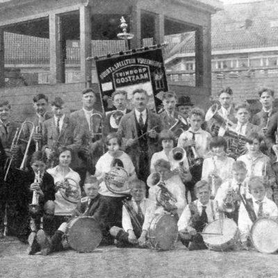 Op Zonneplein 1925
